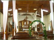 Inside the Church - taken in 2005